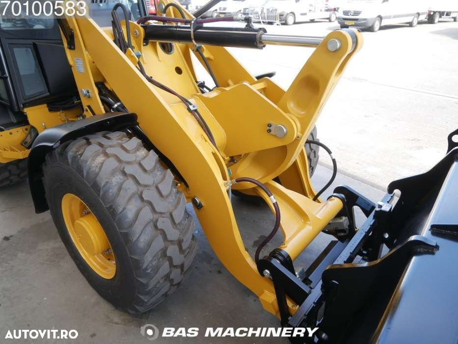 Caterpillar 906 M Bucket and forks - ride controle - warranty - 8