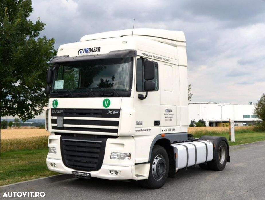 DAF XF 105.410 manual III Hydraul - 1