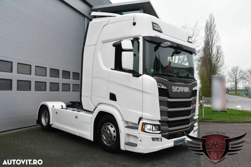 Scania R450 EURO 6 2018 Nr. Int 10686 Leasing - 1
