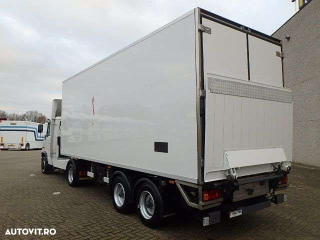 Mercedes-Benz Vario 619 D + Trailor + Cooling - 9