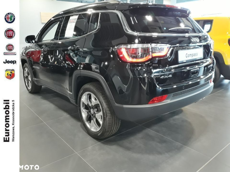 Jeep Compass , 2019r. Limited 1,4 170 KM 4x4 AT9 - 6