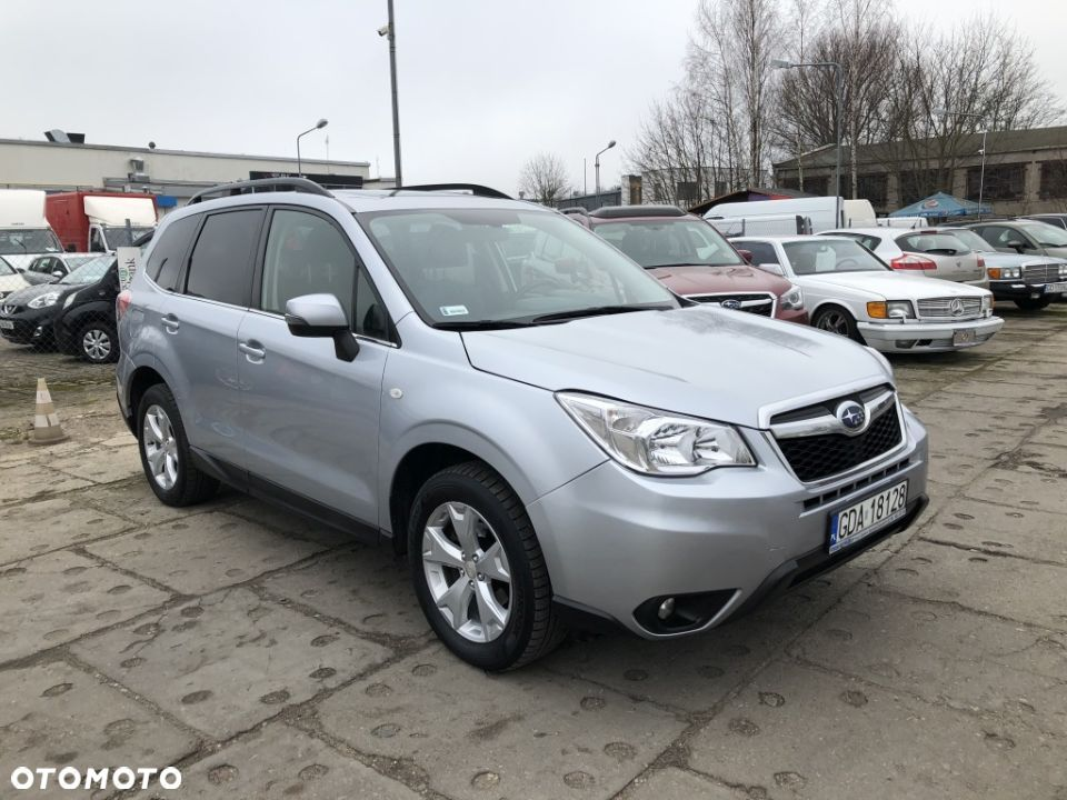 Subaru Forester 2.5 AWD LIMITED Automat - 1