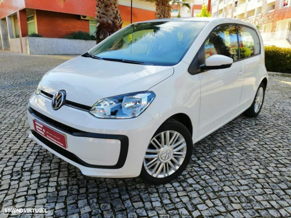 VW Up 1.0 60CV MOVE UP - 2