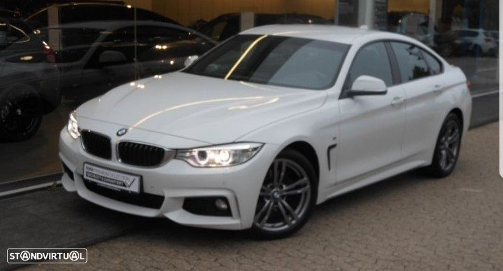 BMW 420 Pack-M Grand Coupé - 8
