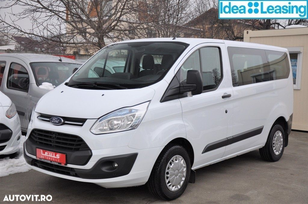 Ford Transit Custom - 3