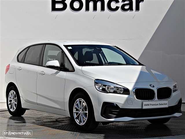 BMW 216 Active Tourer d - 1