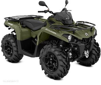 Can-Am Outlander 450 PRO+ T - 1