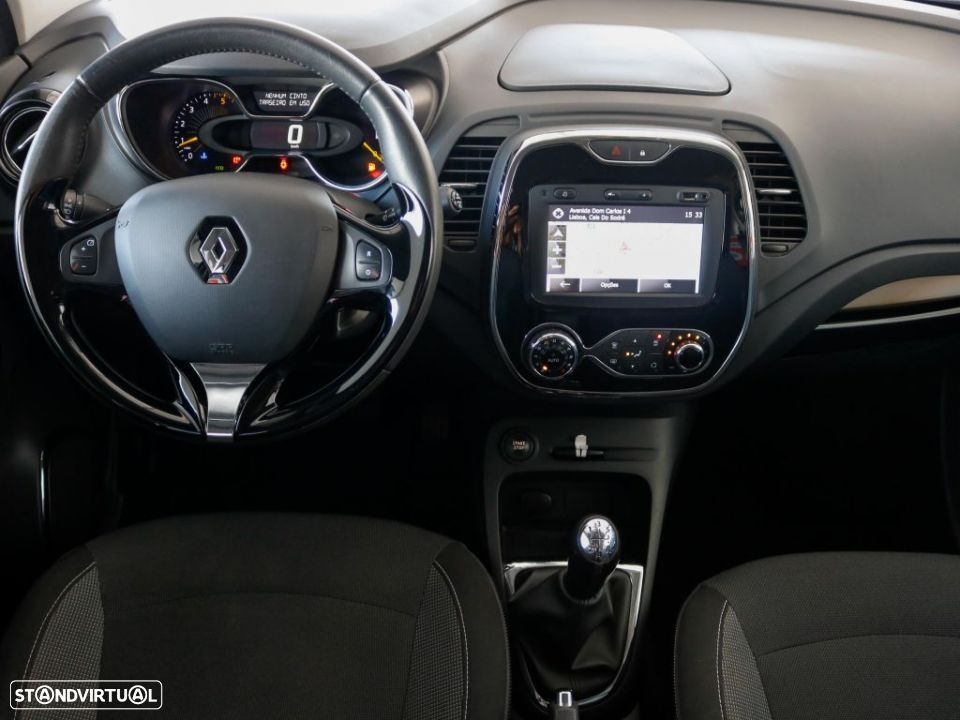 Renault Captur 1.5 dCi 90cv Exclusive - 9