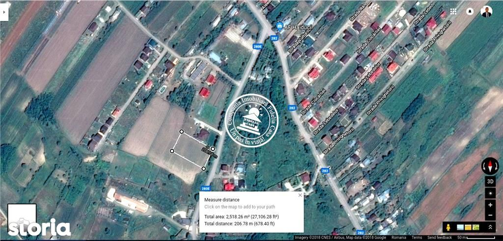 Teren de Vanzare, Iași (judet), Strada Anastasie Panu - Foto 1