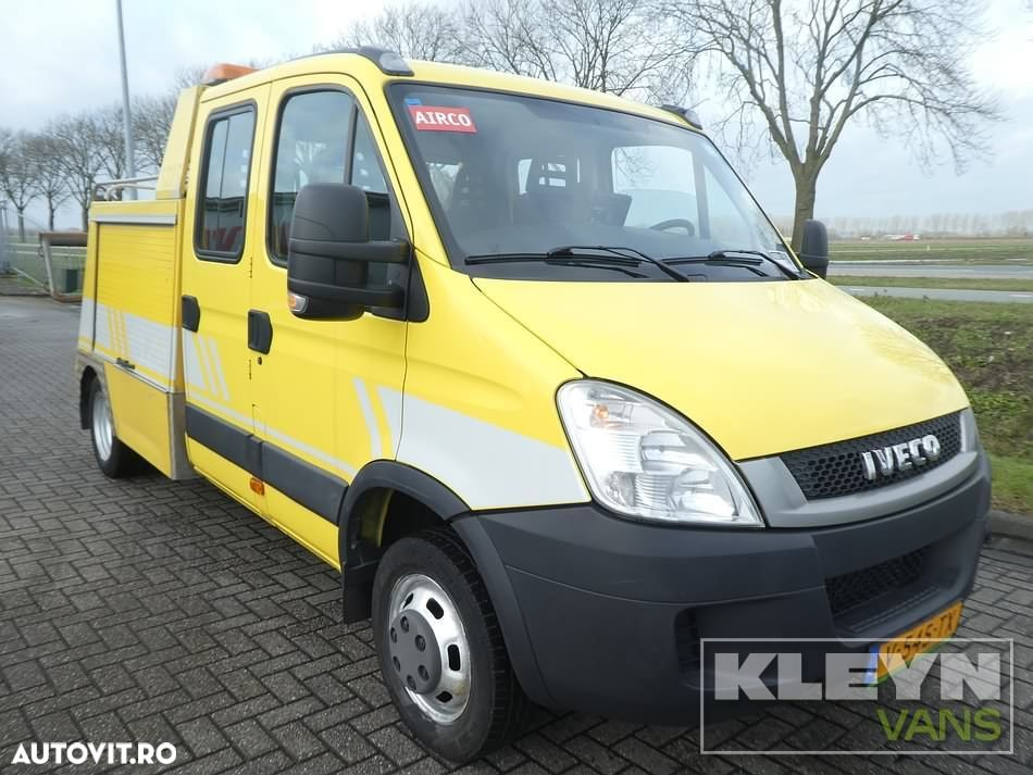 Iveco DAILY 50C14 - 2