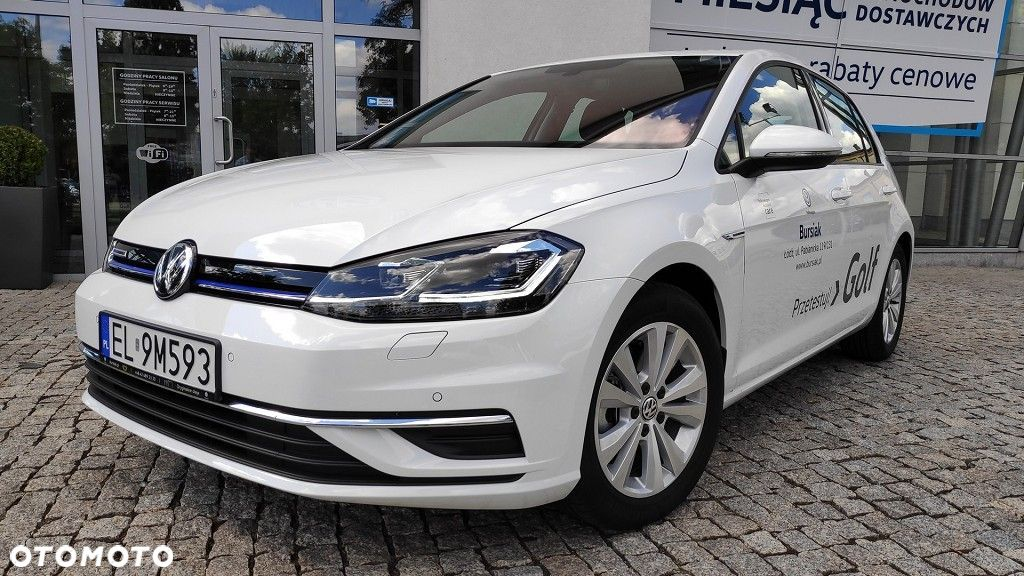 Volkswagen Golf Comfortline 1.5 TSI ACT BlueMotion 130 KM manualna,DEMO,LED,7 poduszek - 2