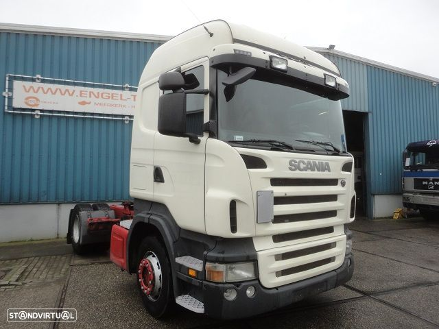 Scania R420 HIGHLINE (MANUAL GEARBOX / RETARDER / AIRCONDITIONING) - 2