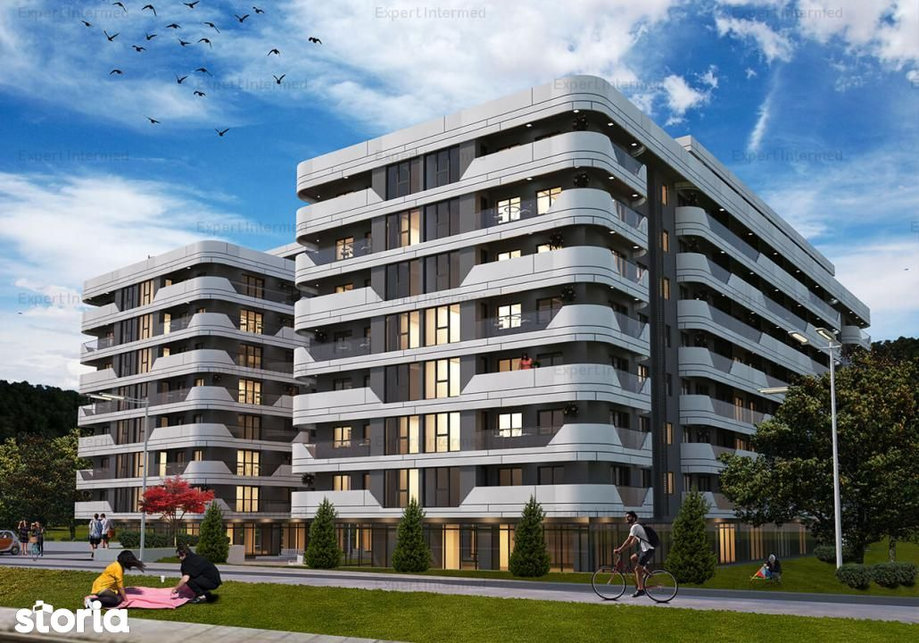 Apartament de vanzare, Iași (judet), Strada Dosoftei - Foto 1
