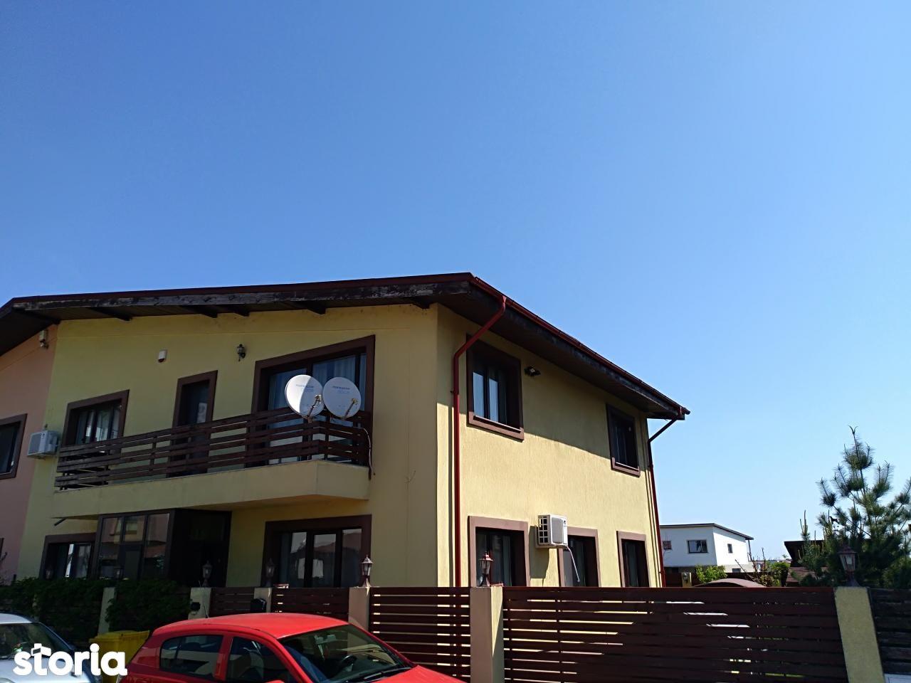 Casa de vanzare, București (judet), Dămăroaia - Foto 1