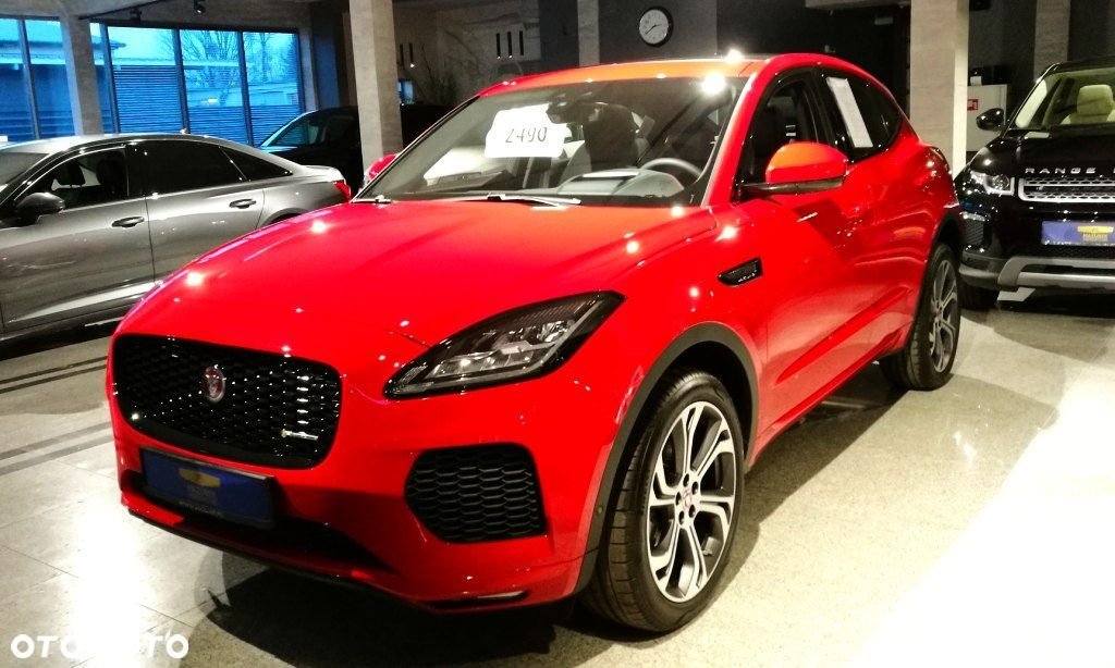 Jaguar E-Pace 2.0 I4D 180KM First Edition, F.VAT 239 850 zł brutto - 1