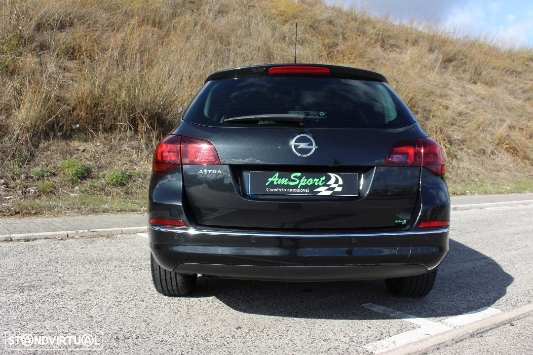 Opel Astra Sports Tourer 1.7 cdi Cosmo S  S - 23