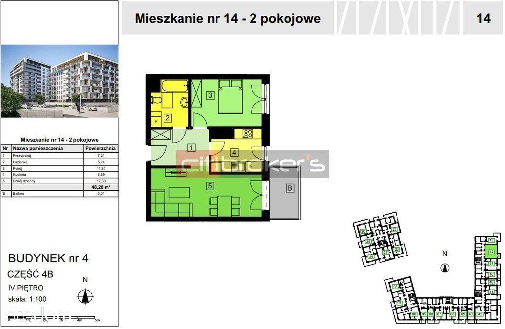 Mieszkanie na sprzedaż, Rzeszów, Słocina - Foto 3