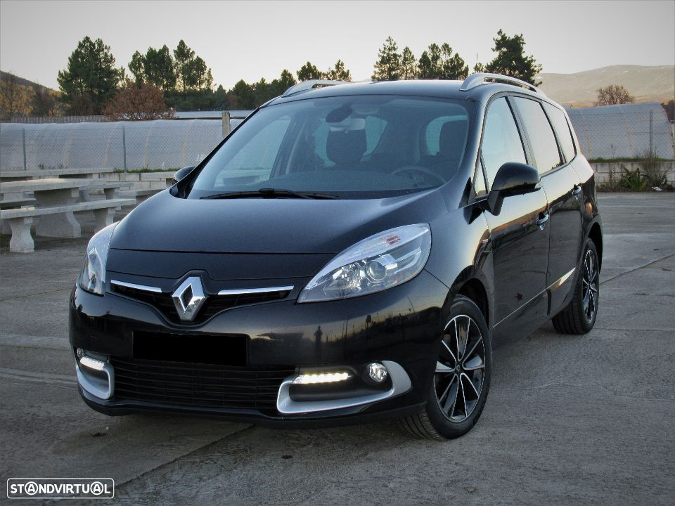 Renault Grand Scénic 1.5 dCi 110 LIMITED 7L - 2
