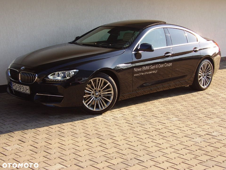 BMW Seria 6 BMW Grand Coupe 640d - 1