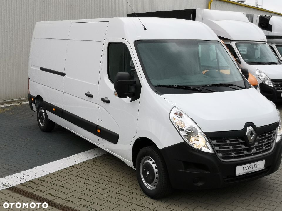 Renault MASTER  Renault Master Furgon FWD Pack Clim 3,5t L3H2 dCi 170 Euro6, biały - 16