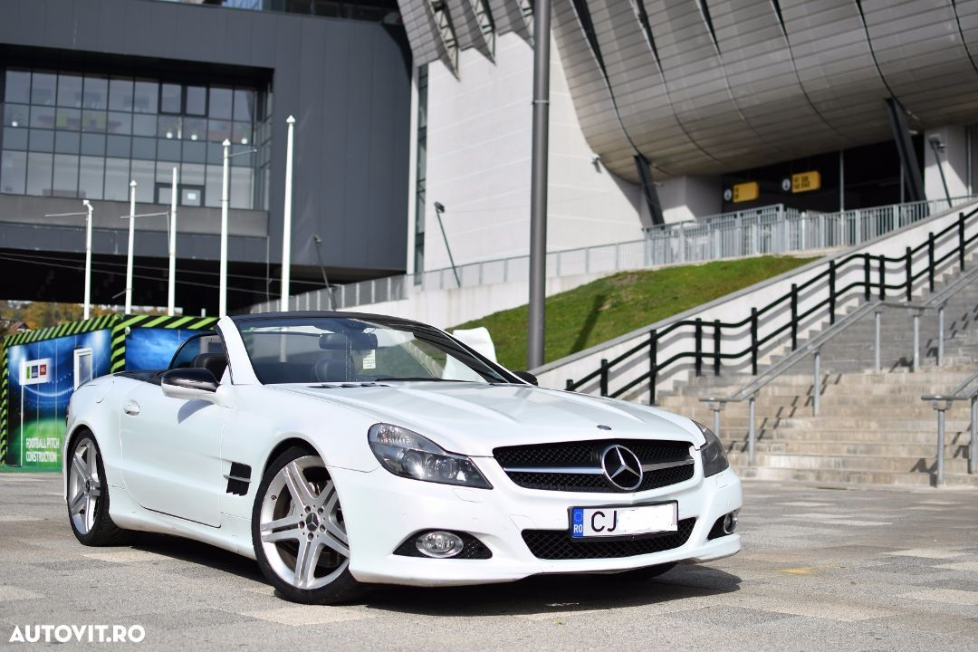 Mercedes-Benz SL 350 - 1