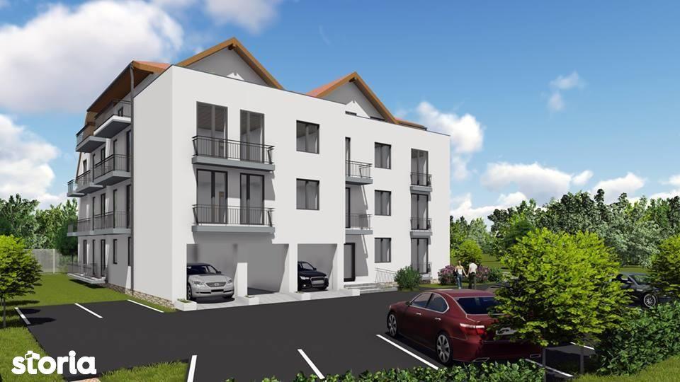 Apartament de vanzare, Brașov (judet), Strada Cristian Pomarius - Foto 1