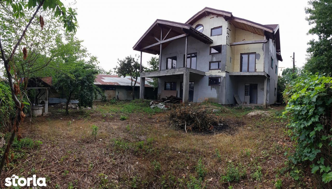 Casa de vanzare, Ilfov (judet), Ghermăneşti - Foto 2