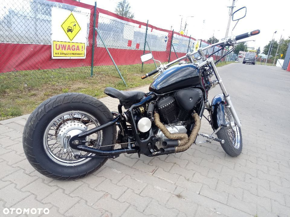 Honda VT Shadow 600 Bobber - 1
