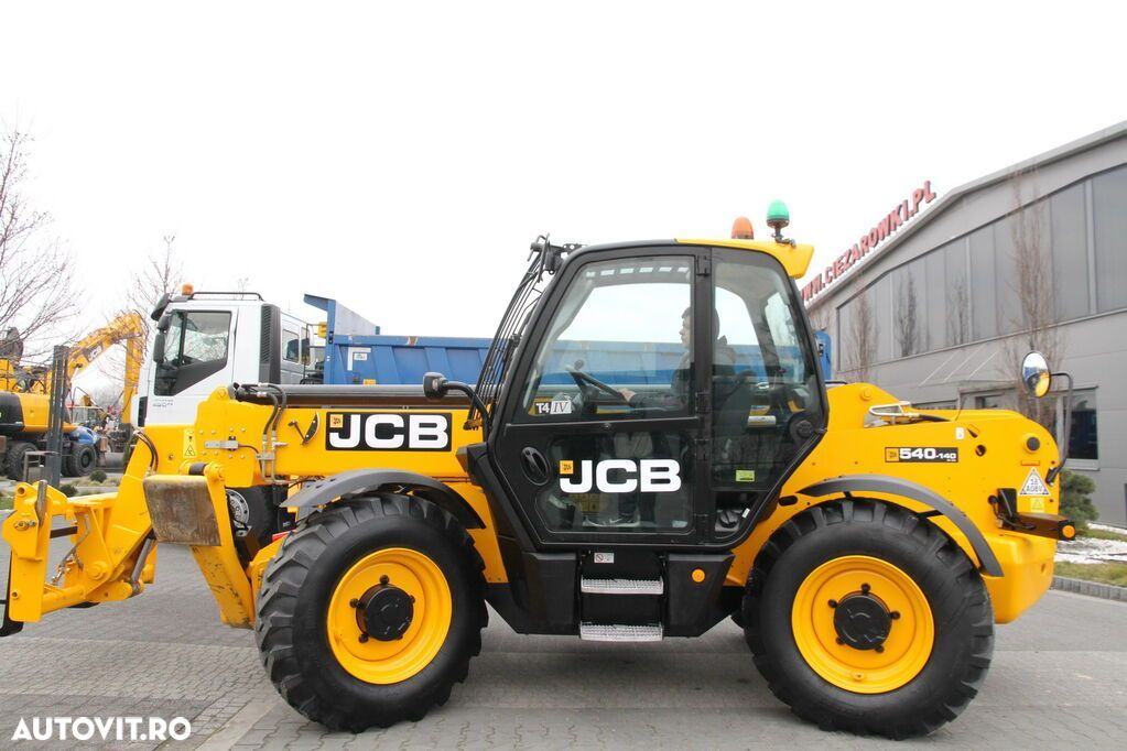 JCB 540-140 HiViz / 4t / 14m / turbo / powrshift - 2