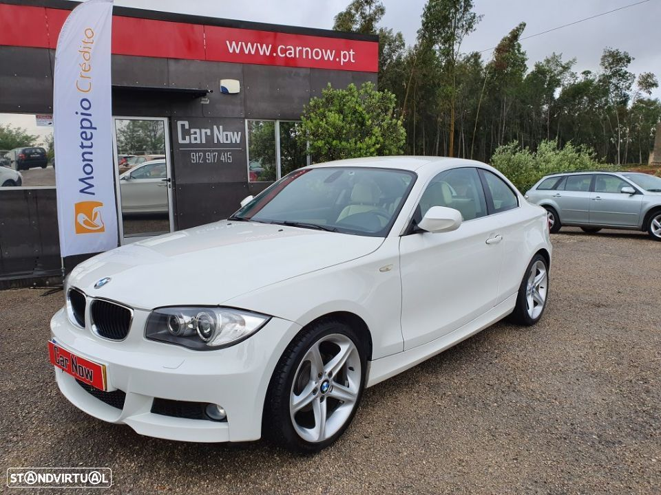 BMW 120 d Coupe - 1