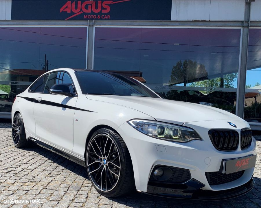 BMW 220 d Coupe M Performance - 1