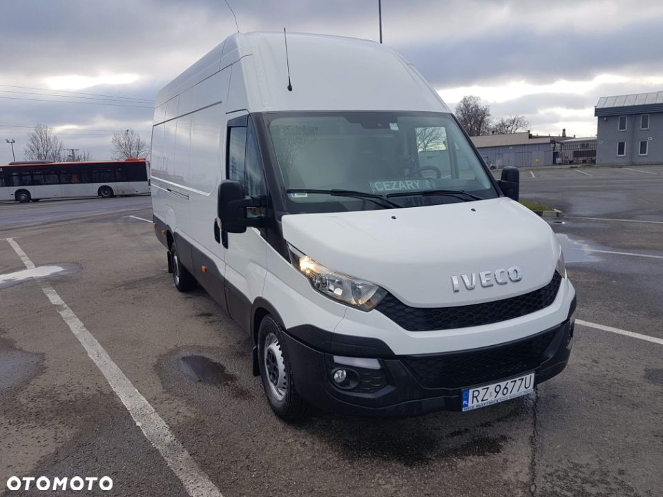Iveco Daily  Oddam leasing Iveco Daily 3517 - 1
