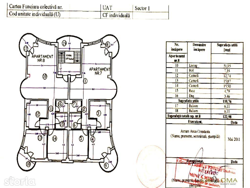 Apartament de vanzare, București (judet), Drumul Regimentului - Foto 12