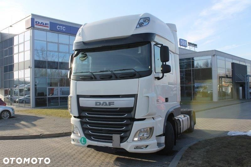 DAF XF 460 FT (stock 18352) AUTOMAT Low Deck - 1