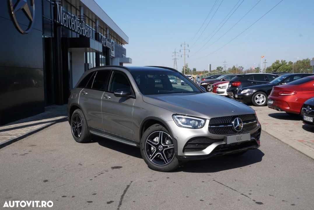 Mercedes-Benz GLC - 8