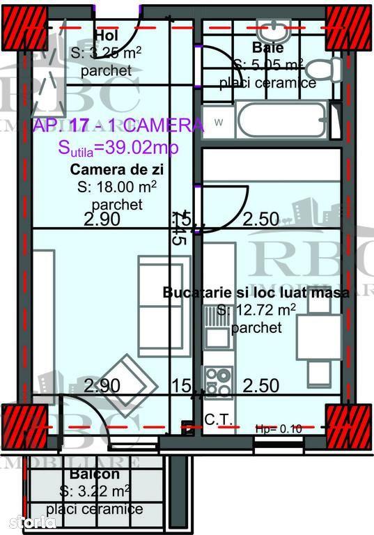 Apartament de vanzare, Cluj-Napoca, Cluj, Marasti - Foto 13