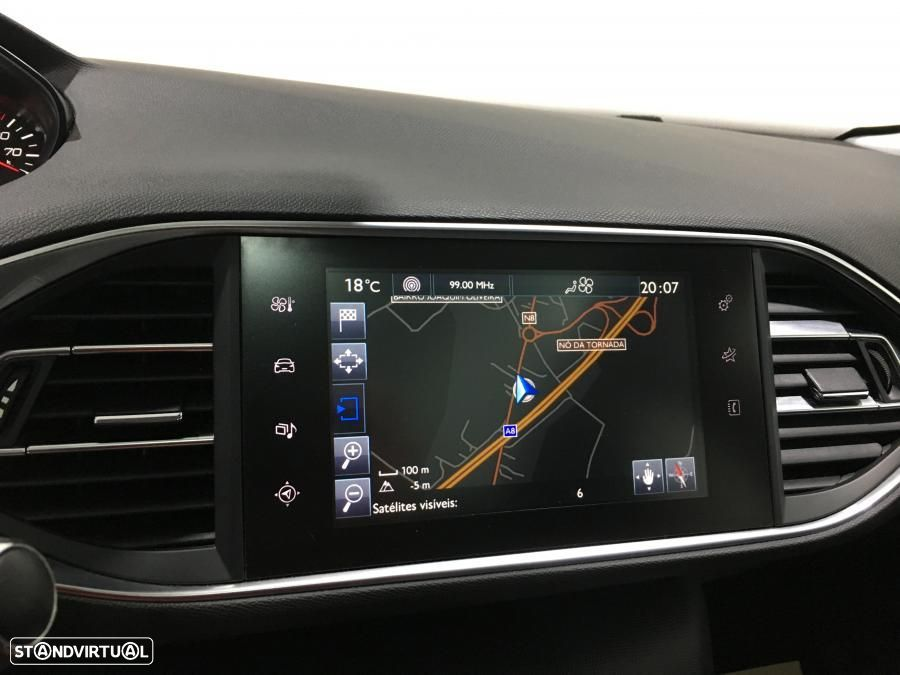 Peugeot 308 SW 1.6 HDI Business Pack GPS 120cv - 45