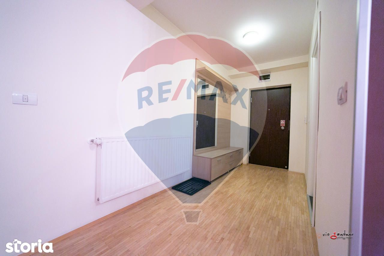 Apartament de inchiriat, Arad (judet), Strada Voluntarilor - Foto 5