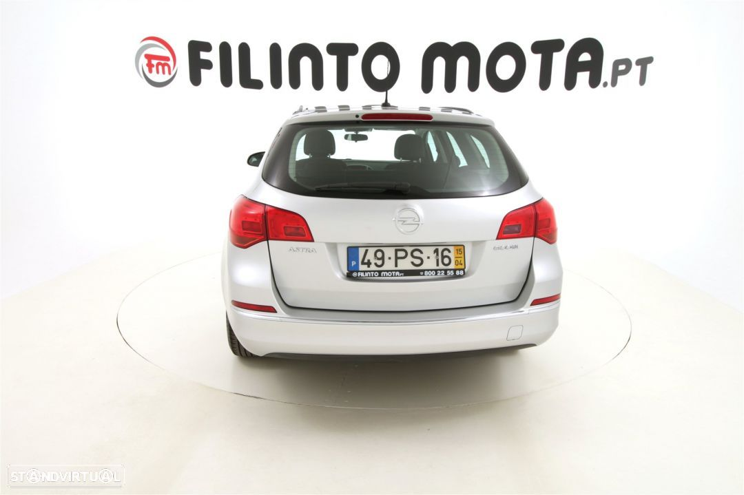 Opel Astra Sports Tourer 1.3 CDTi Selection S/S - 10