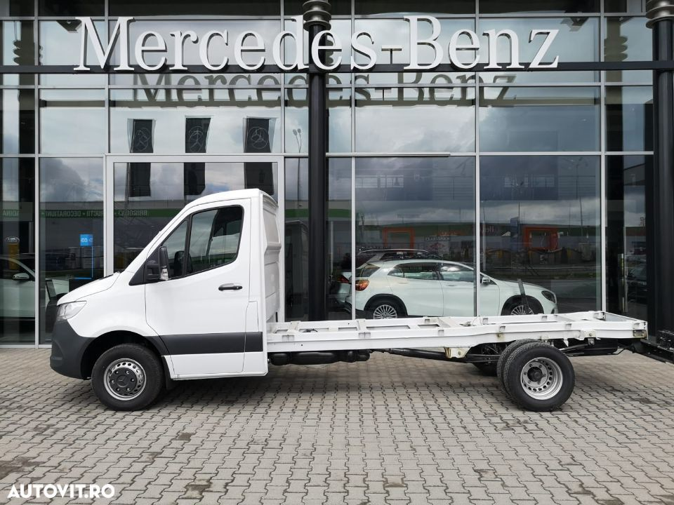 Mercedes-Benz Sprinter 516 Detarat 3.5T - 11