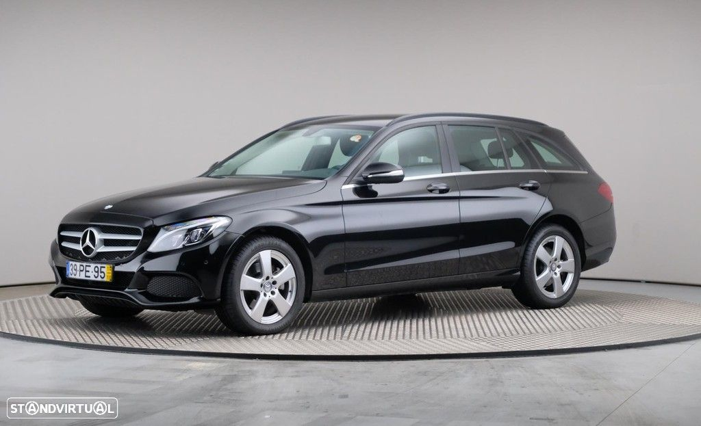 Mercedes-Benz C 220 BlueTE Aut., 220 BlueTEC Aut. - 1