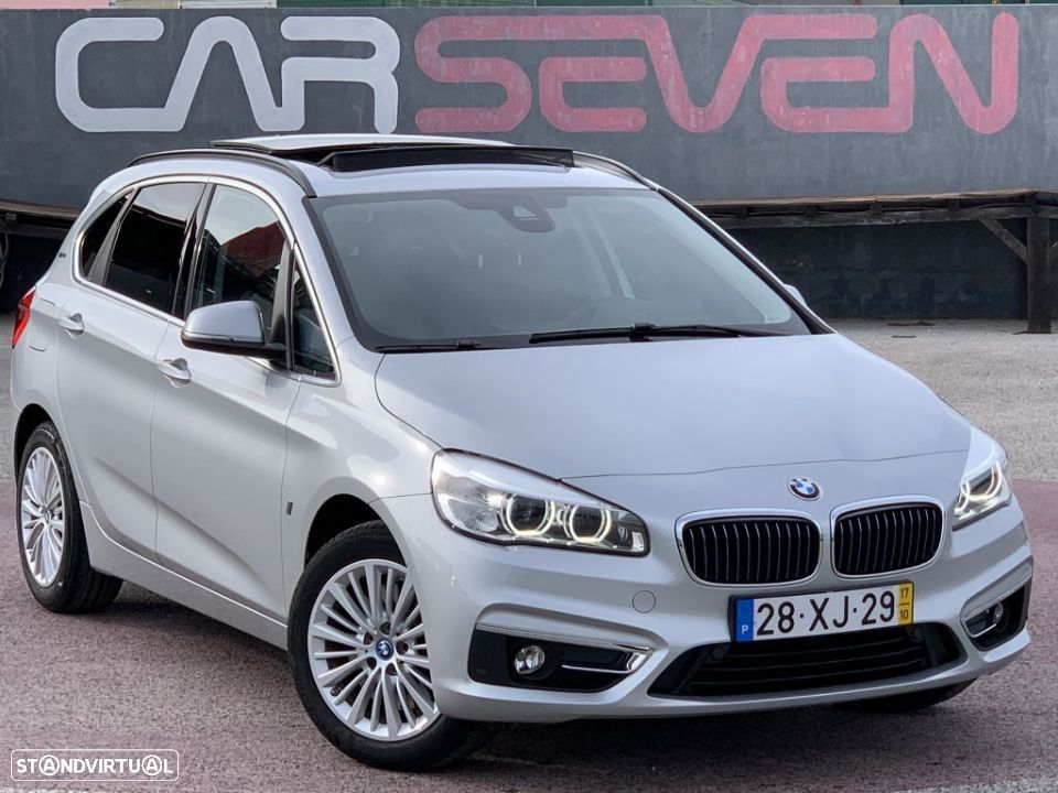 BMW 225xe Active Tourer Plug-in i-Performance - 1