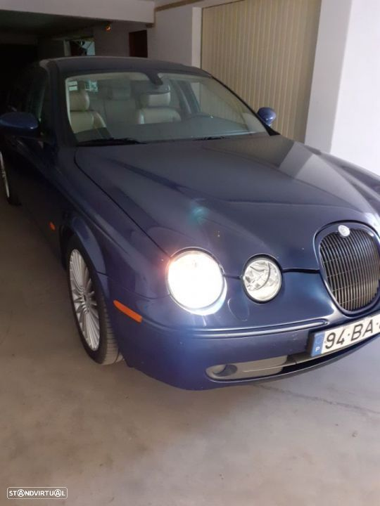 Jaguar S-Type 2.7D - 7
