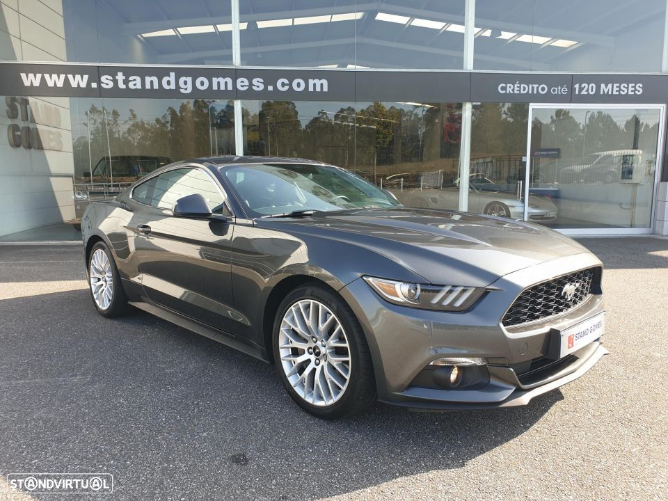 Ford Mustang 2.3 EcoBoost Fastback - 2