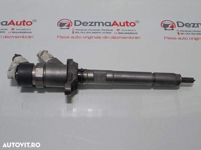 Injector , Peugeot 207 SW (WK) 1.6hdi, 9HZ - 1