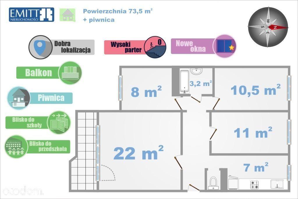 Mieszkanie na sprzedaż, Swarzędz, poznański, wielkopolskie - Foto 14