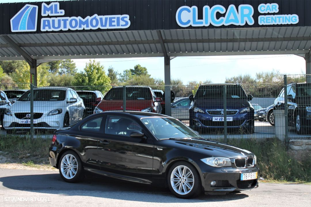 BMW 123 D Coupe Pack M - 1