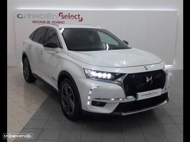 DS DS7 Crossback DS7 CB 2.0 BlueHDi Grand Chic EAT8 - 18