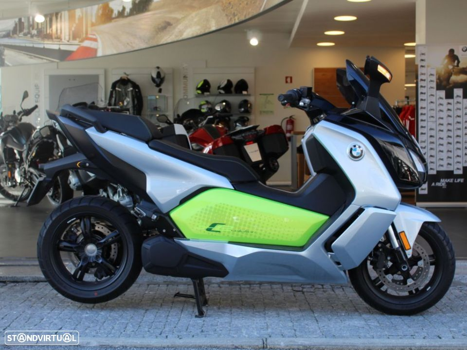 BMW C Evolution (0C03) - 1