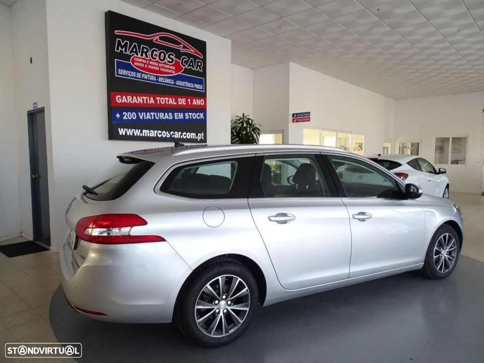 Peugeot 308 SW 1.6 Blue HDI Business Line - 7